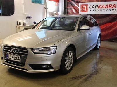 käytetty Audi A4