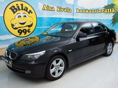 käytetty BMW 530 dA xDrive Business *UPEA FACELIFT!* - *NYT ON OSTAJAN MARKKINAT!*