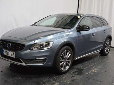 käytetty Volvo V60 CC D4 AWD Summum Edition aut,Driver Support,High tech,Winter, on call