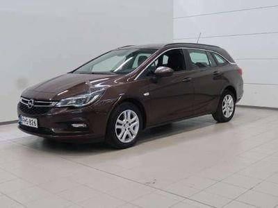 käytetty Opel Astra Sports Tourer Enjoy 1,6 CDTI ecoFLEX Start/Stop 81kW MT6 *Webasto kaukosäätimellä*''Erään vaihtoautoja korko alk. 0,49% + kulut Huoltorahalla''