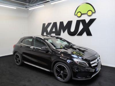 käytetty Mercedes GLA220 d   4M   AMG Night Palketti   H&K Navi