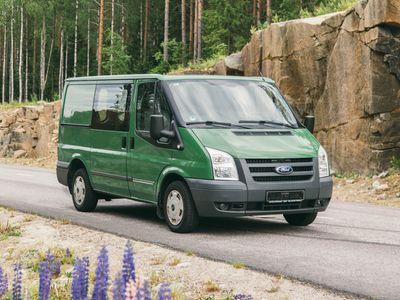 käytetty Ford Transit 260T 2,2TDCI 85hp / Näyttävä / Vetokoukku / Webasto * Rahoitus/Vaihto *
