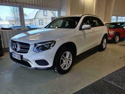 käytetty Mercedes GLC250 d 4Matic A Premium Business#SUOMI-AUTO#LED-AJOVALOT#