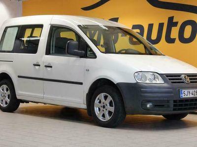 käytetty VW Caddy CaddyKOMBI LIFE 1.6 #JUURITULLUT #TULOTARKASTUKSESSA #Uudet renkaat