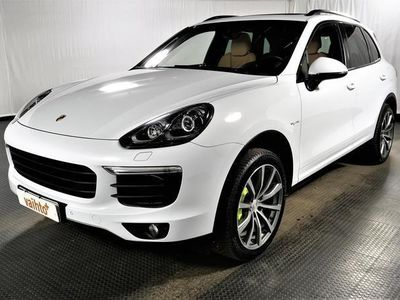 käytetty Porsche Cayenne S E-Hybrid E- (MY15)