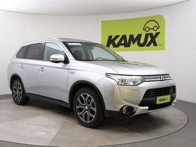 käytetty Mitsubishi Outlander P-HEV X-Line Limited Edition 4WD 5P //