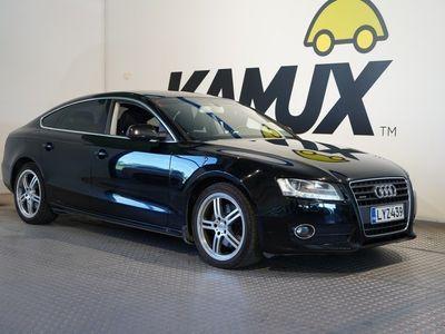 käytetty Audi A5 Sportback 2,0 TFSI 155 kW quattro S tronic / Moottoriremontti tehty / SUOMI-auto /