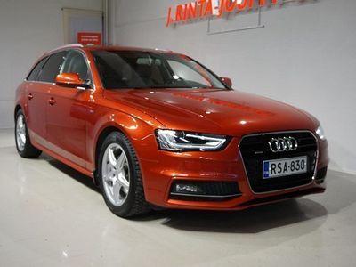 käytetty Audi A4 Avant Land of quattro Edition 2,0 TDI clean diesel 140 kW quattro S tronic