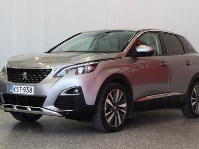 käytetty Peugeot 3008 Allure PureTech 130 * Urheiluistuimet* Android Auto* BLIS* Kaistavahti* KeyLessGo*