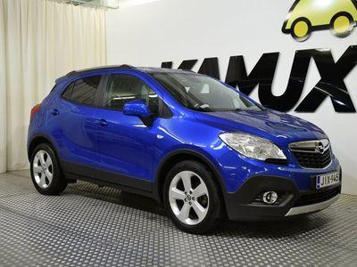 käytetty Opel Mokka Enjoy 1,6 85kW **Vakkari, Tutkat, Ilmastointi**