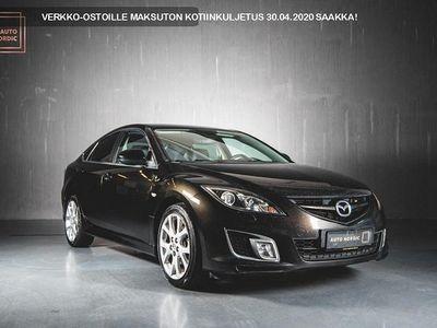 käytetty Mazda 6 HB 2.5 16v Sport 6v-man