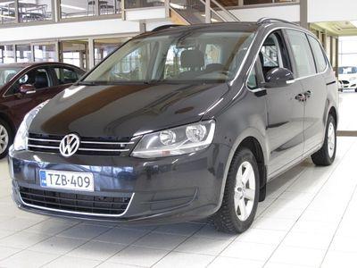 käytetty VW Sharan Comfortline 2.0 TDI BlueMotion DSG 7-p.