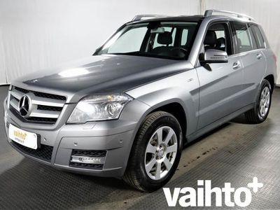 käytetty Mercedes GLK220 CDI BE 4Matic Premium Business A