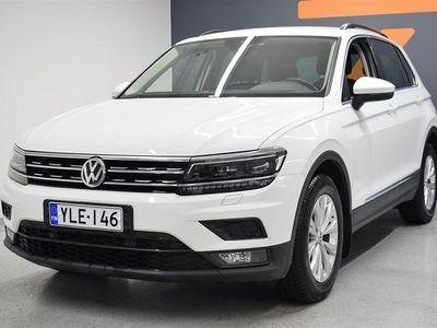 käytetty VW Tiguan Comfortline 1,5 TSI EVO 110 kW (150 hv) DSG-automaatti