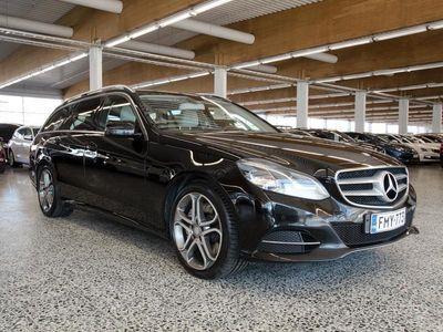käytetty Mercedes E350 Bluetec T A Premium Business 9G-Tronic 258hv