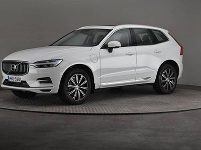 käytetty Volvo XC60 T8 AWD Inscription A- On Call, Nahat-