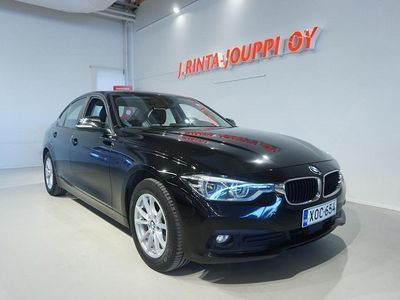 käytetty BMW 320 320 F30 Sedan d A xDrive Business Exclusive Edition *Sporttinahat* *Adapt.vakkari*