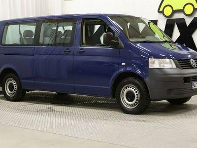 käytetty VW Caravelle Trendline pitkä 2,5 TDI 96 kW 2-3-3 / Tulossa Rovaniemelle 11.12! /