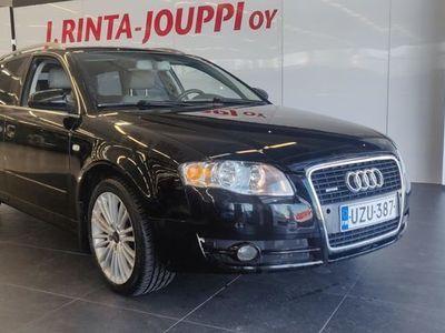 käytetty Audi A4 Avant 1,8 T 120 kW quattro