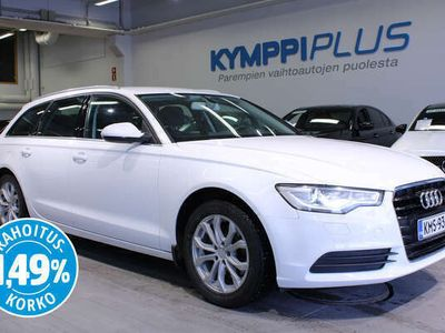käytetty Audi A6 Avant Business Plus Edition 2,0 TDI 130 kW multitronic Start-Stop