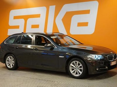 käytetty BMW 525 525 F11 d TwinPower Turbo A xDrive Business Exclusive ### NORMAL FRIDAY -hinta! ### ** HUD / Prof. Na
