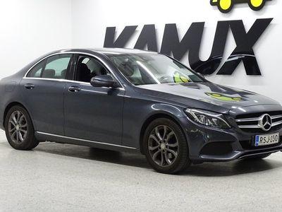 käytetty Mercedes C200 BlueTec A Premium Business