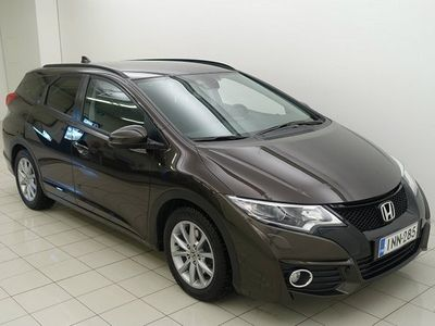 käytetty Honda Civic Tourer 1,8i Elegance Plus A (MY16)