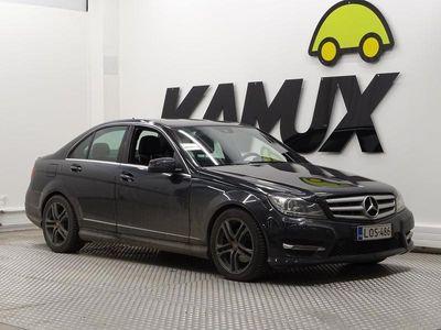 käytetty Mercedes C250 CDI BE A AMG -styling AMG-Styling, ILS, Tutkat, Puolinahat yms!