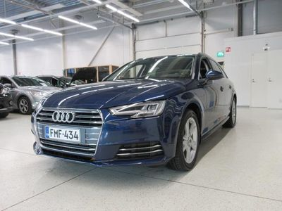käytetty Audi A4 AVANT BUSINESS SPORT 2.0 TFSI 140 KW S TRONIC