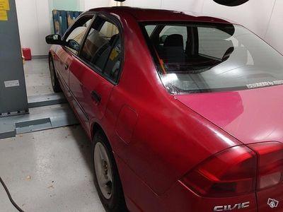 käytetty Honda Civic 1,4