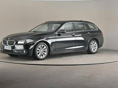 käytetty BMW 518 5 Serie F11 Touring d A Bsn Exclusive Edt -M Sport ratti, Mukautuvat ajovalot-