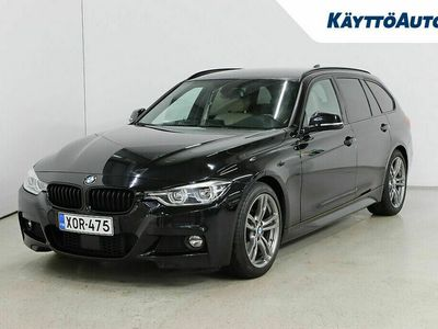 käytetty BMW 320 320 F31 TOURING D A BUSINESS M SPORT EDITION