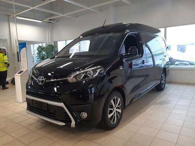 käytetty Toyota Proace L2 2,0 D 120 Automatic Edition Pro Premium paketilla ja