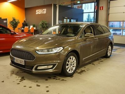 käytetty Ford Mondeo Vignale