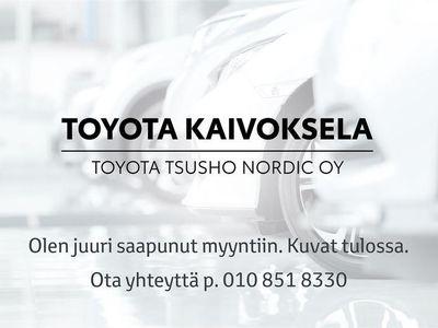 käytetty Toyota Yaris Hybrid Active 5ov ** Suomi-auto Approved Lisäturva 12kk sis. hintaan **
