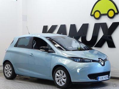 käytetty Renault Zoe Zoe88 hk Intens A II / Navi / Keyless / Ilmalämpöpumppu