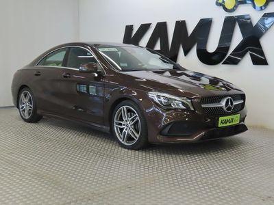 käytetty Mercedes CLA220 CDI 4MATIC Premium Business AMG / FACELIFT / Pysäköintikamera ja tutkat / Automaattinen ilmastoi