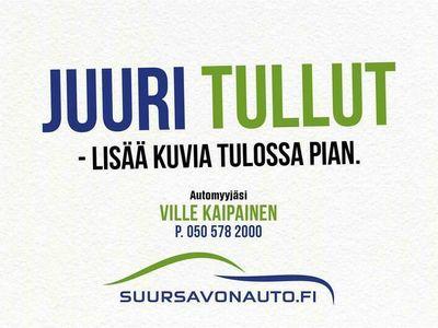 käytetty Toyota Avensis 1,6 VVT-i Linea Terra Liftback **VETOKOUKKU- ILMASTOINTI - VARMA KÄYTTÖAUTO**