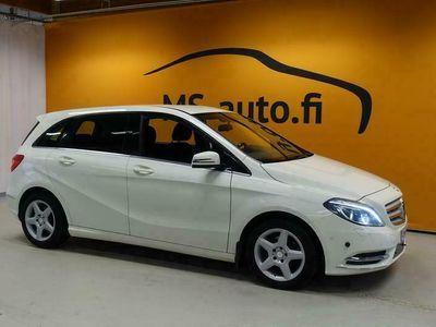käytetty Mercedes B180 CDI BE A Premium Business #Suomi-Auto #Rattivaihteet #Facelift #Siistikuntoinen
