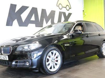 käytetty BMW 520 xDrive | Touring | Vetokoukku | EU6 | Juuri huollettu | 190hv