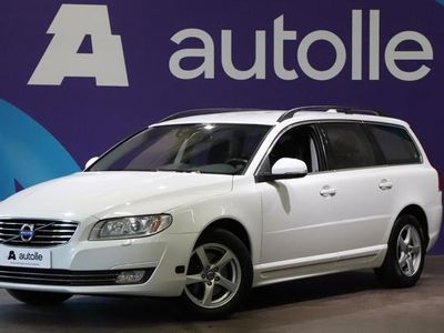 käytetty Volvo V70 *KOMEA* D4 Business A Tarkastettuna, Rahoituksella, Kotiin toimitettuna!