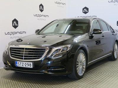 käytetty Mercedes S350 BlueTec A / Panorama / Distronic / Vetokoukku / Webasto / Burmester / Soft-Close /