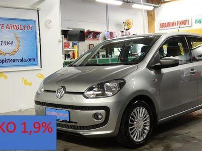 käytetty VW up! 1.0 ECO-UP CNG 5 - ovi Vakkari, Navi ym. Korko 1,9%