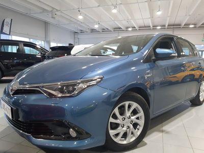 käytetty Toyota Auris 1,8 Hybrid Active - **Korkotarjous 1,59%+kulut**Toimitamme autot koko Suomeen** -