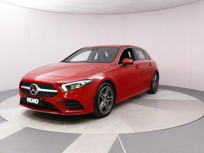 käytetty Mercedes A220 4Matic A Business AMG + Advantage