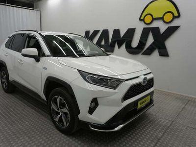 käytetty Toyota RAV4 Plug-in Hybrid 2,5 AWD-i Launch Edition |HETI AJOON| Sis.ALV| Kahdet Renkaat | Adaptiivinen Vakionop