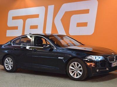 käytetty BMW 518 518 F10 Sedan d A Business Exclusive Edition ** Facelift / Sporttinahat / Tutkat / Bluetooth / Lohkol