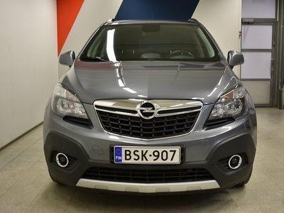 käytetty Opel Mokka 5-ov Drive 1,4 Turbo AUTOMAATTI