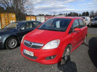 käytetty Opel Zafira 1.9 Dsl Rek.7hlö!