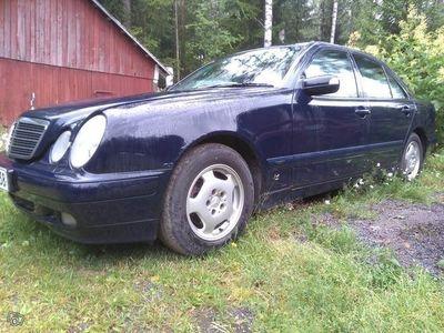 käytetty Mercedes E200 CDI